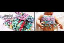 Allover Yarn Patterns & Tutorials!