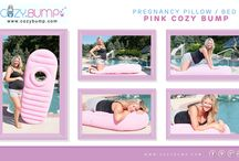 Full Body Maternity Pillow / The Best Maternity Pillow for Full Body Relaxation during Pregnancy.