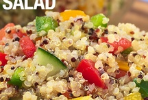 Nosh: Salads / The healthy stuff we should be eating.
