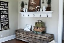 Home inspirations / homey things i like / by Jessica Patterson