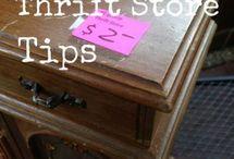 Thrift Shop Tips