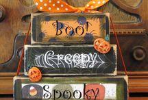 Halloween / by Stephanie Evans