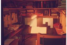 Authors' Writing Spaces / We've asked our authors to send us a photo of their writing space. Check them out here.