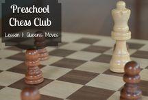 chess club / by Kathy Carroll