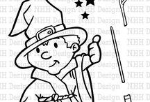 Den lille troldmand