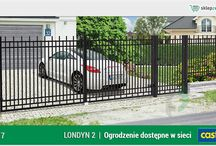 Ogrodzenie klasyczne LONDYN 2