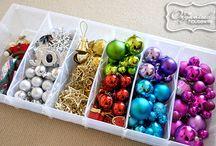 Christmas Storage Ideas / by Ada Calaway-Davis