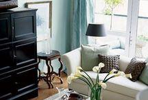 Living Room  / by Elizabeth Flamm