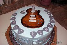 Cakes music