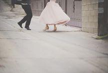 Girls' dream / Wedding look #vintage