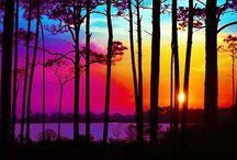 夕焼け (Sunset)