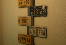 License plate ideas