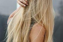 Coupes droites cheveux lisses