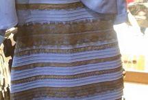 ¿Vesitdo Azul y negro? / Imagenes sobre esta noticia