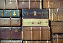 Cómo armar la maleta / Las maletas acompañan nuestros viajes y se cargan de nuestros sueños.