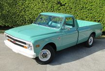 1967-72 1/2 CHEV & GMC TRUCKS UP TO 990 series