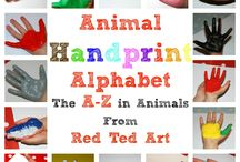 Alphabet Art/Craft