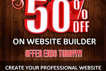 online website builder /  online-site builder is considered to be the pipping option for many small business men.Visit the fastest growing online-site builder @ http://www.ovisitebuilder.com/