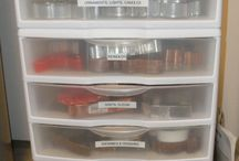 Cookie Cutter Storage and Organization