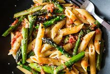 Pasta Recipes We Love / Recipes we think you will enjoy as much as we do!