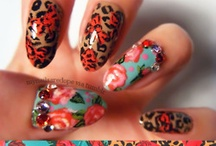 Nail Art / by Ally Tibbles