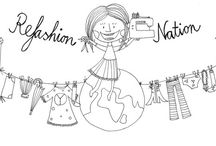 Refashion Nation / The fabulous board chock full of the amazing upcycled DIYs  featured on my Refashion Nation!