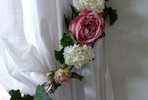 Juste sublime- Embrasses florales / Quelques coups de coeur sur www.lemondederose.fr