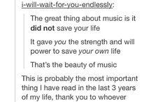 Music Stirs My Soul