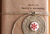Natale: Box, wraps