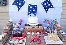 YHM Party Ideas / by Leigh Anne, YourHomebasedMom
