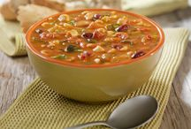 Soups & Stews / Soup and stew recipes so good, everyone will be begging for seconds! Sweet potato soup anyone?