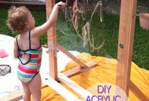 Outdoor Play Area / by Kristi Blank