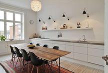 Nye kjøkken