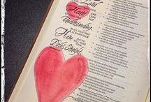 Bible Journaling / Journaling Bible