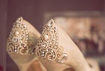 Pretty Wedding Things / Because I'm prone to dream.