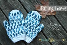 Gloves & Mittens - Crochetrelated / Crochetwork and patterns I've found online.