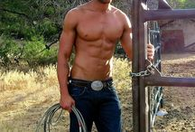 cowgays / take a ride on these hot cowboys