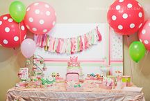 Birthday Ideas / by Stacey Carter