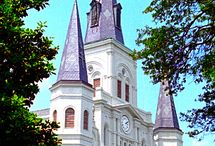 """New Orleans Things to Do! / Visiting New Orleans? Check out some of the """"must-do's"""" in the area to ensure an authentic New Orleanian experience!"""
