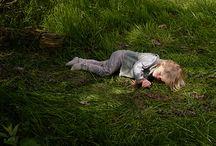 sleeping beauty  / Test shooting & Image film Models