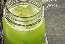 JUICING & DETOX / by Penny Holley