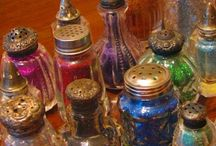 Glitter containers