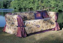 make a sofa wrap
