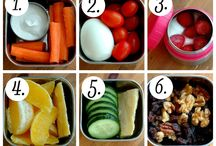 Healthy school snacks / Recess and lunch snacks for big school