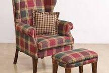 Ušák - fotel - křeslo