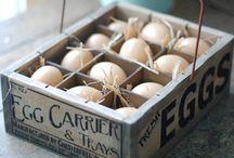 tojástartó