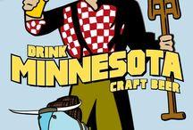 Minnesota Craft Beer / Craft beers from around Minnesota