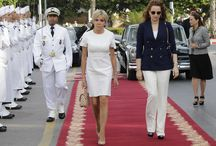 First Ladies fashion