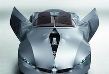 BMW Concept Cars for the Future