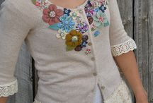 cardigan embellishment